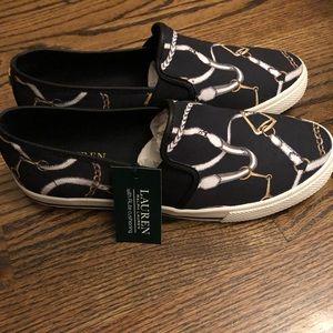 NWT Ralph Lauren Shoes